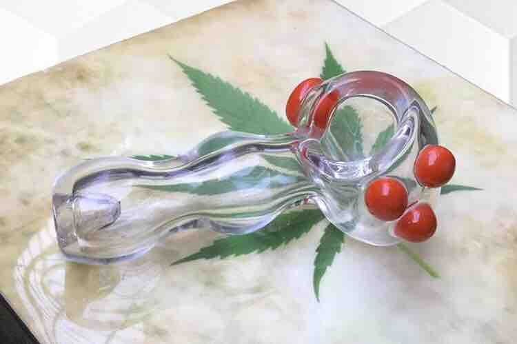 Custom packaging Glass Pipes