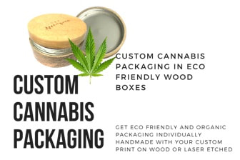 Marijuana packaging